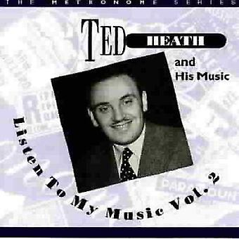 Ted Heath - Lyt til min musik [CD] USA import
