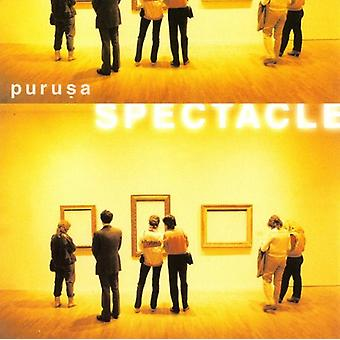 Purusa - importer des USA de Spectacle [CD]