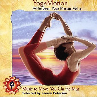 Yoga Motion: Hvid svane Yoga Masters - Vol. 4-Yoga Motion: White Swan Yoga Masters [CD] USA import