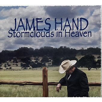James Hand - Stormclouds in Heaven [CD] USA import