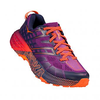 Speedgoat 2 Womens Road Running Shoes Purple