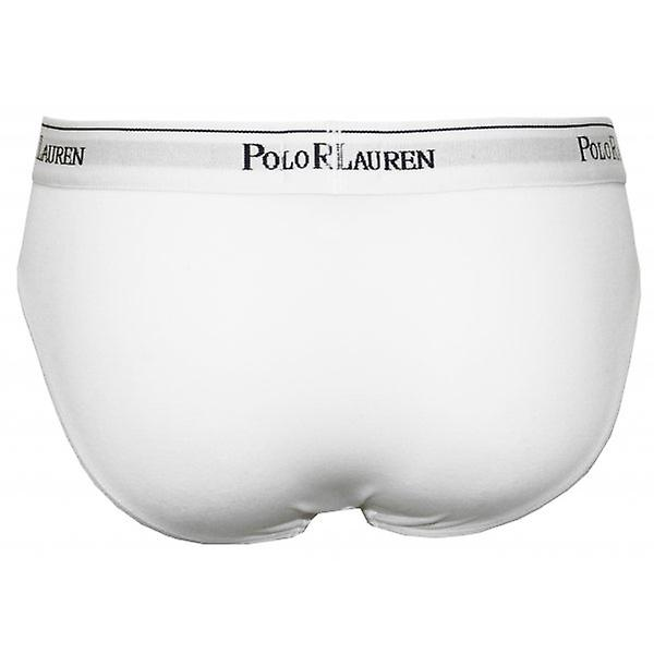 Polo Ralph Lauren 3-Pack Classic Briefs, White