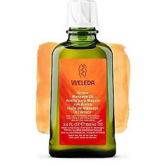 Weleda To Arnica Massage Oil 100 Ml.