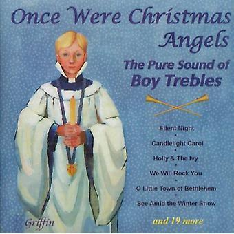 Engang var jul engle - engang var jul engle: The ren lyd af dreng tripler [CD] USA importerer