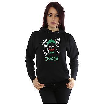 Suicide Squad Women's Joker Icon Hoodie