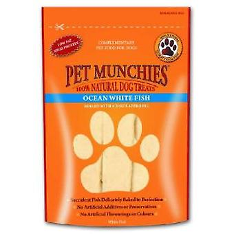 Pet Munchies Ocean White fish (Dogs , Treats , Eco Products)
