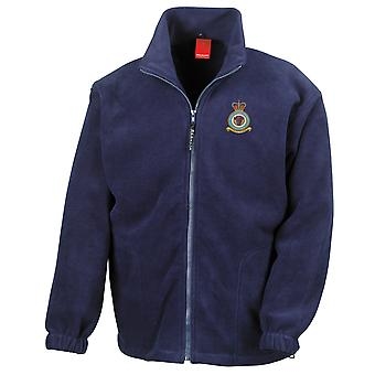 Neatishead RAF Station Embroidered Logo - Official Royal Air Force Full Zip Fleece