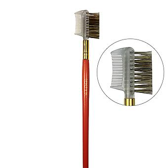Technic Cosmetic Lash Comb & Brow Make-Up Brush