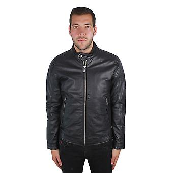 Diesel L-Monike 900 Leather Jacket