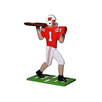 Meine Wingman University of Wisconsin Badgers Football Player Accent Tabelle