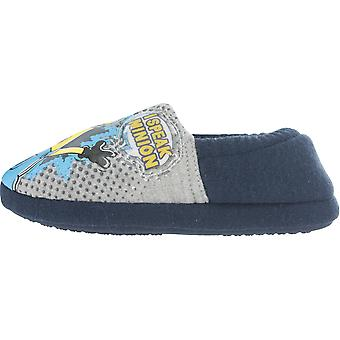 Despicable Me Minions Speaking Elasticated Slippers Infant Sizes 6-12 Slippers