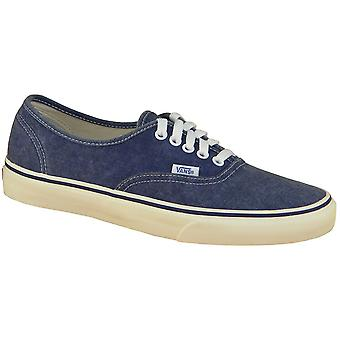 Vans Authentic Washed QER6MD skateboard sommer mænd sko