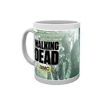 The Walking Dead Mug Zombies walkers AMC Official New Boxed