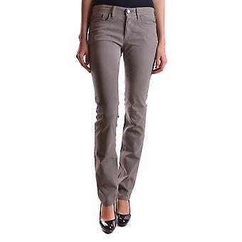 Neil Barrett ladies MCBI220021O grey cotton of jeans