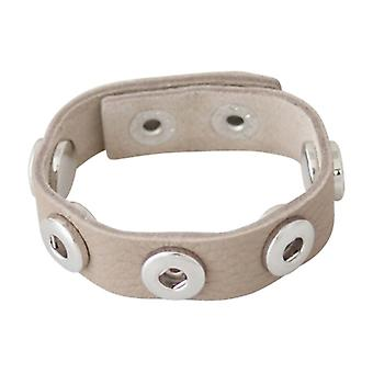 Leather Bracelet For Mini Click Buttons Kb0913-s1