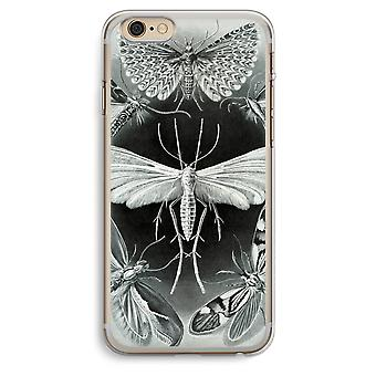 iPhone 6 Plus / 6 s Plus Transparent Case (weich) - Haeckel Tineida