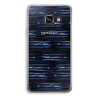 Samsung A3 (2017) Transparent Case - Surprising lines