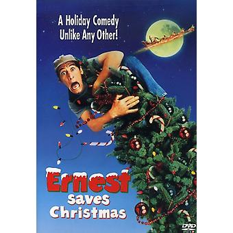 Ernest Saves Christmas [DVD] USA import