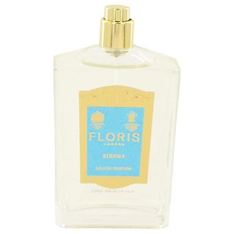 Floris Sirena Eau De Parfum Spray (Tester) By Floris