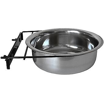 Tyrol Stainless Steel Bowl For Fastening  2,5L (Dogs , Bowls, Feeders & Water Dispensers)