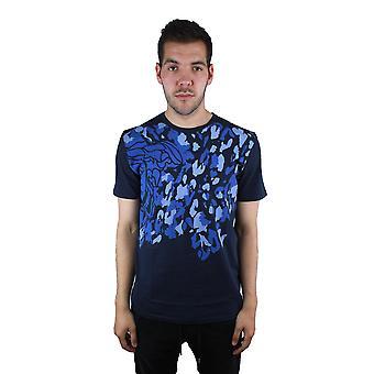 Versace Collection V800485S VJ00028 V408 Navy T-Shirt
