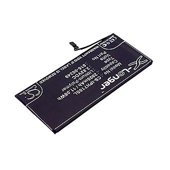 X-longer battery replace battery battery for Apple iPhone 7 plus 5.5 616--00249 spare battery ACCU