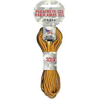 Parachute Cord 3mmX21'-Goldenrod