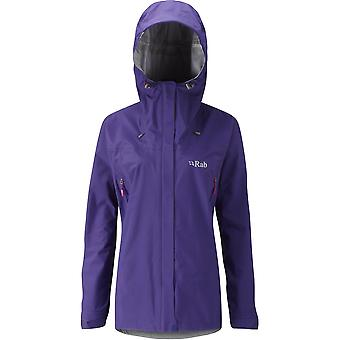 Rab Womens Nimbus Jacket Durable and Waterproof Highly Breathable
