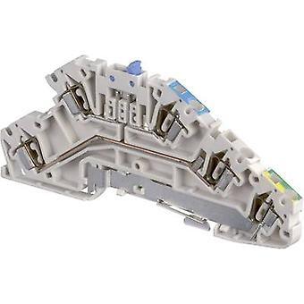 ABB 1SNA 290 338 R1100 Industrial terminal block 5 mm Pull spring Configuration: L Grey 1 pc(s)