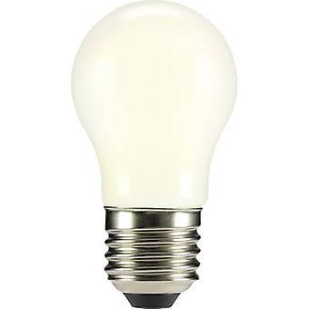 Sygonix LED E27 Droplet 2 W = 23 W Warm white (Ø x L) 45 mm x 84 mm EEC: A++ Filament 1 pc(s)