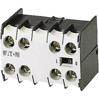 Eaton 04DILE Auxiliary switch module 1 pc(s) 10 A Compatible with series: Eaton DILEM-10(-G) series , Eaton DILEM-01(-G) series , Eaton DILEM-4(-G) series ,