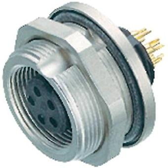 Binder 09-0424-80-07 Sub Miniature Round Plug Connector Series 712