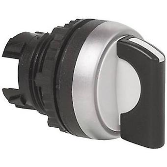 Selector Front ring (PVC), chrome-plated Black 1 x 45 ° BACO L21KC03 1 pc(s)