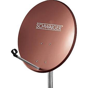 Installation SAT Schwaiger SPI5502SET4 w/o récepteur nombre de participants 4