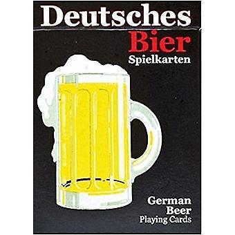 Duitse bieren Set speelkaarten