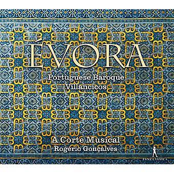Corte Musical / Concalves - Evora [CD] USA import