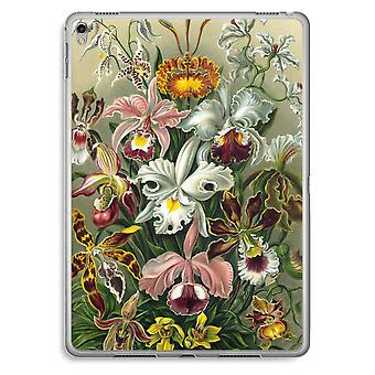 iPad Pro 9,7 inch Transparent Case (Soft) - Haeckel Orchidae