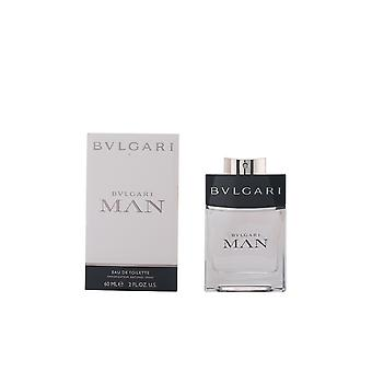 Bvlgari Man Eau De Toilette Vapo 60ml New Perfume Spray Sealed Boxed