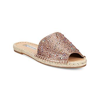 INC International Concepts Womens Ilata Peep Toe Casual Espadrille Sandals