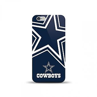5 Pack -Mizco Sports NFL Oversized TPU Case for iPhone 6 / 6S (Dallas Cowboys)