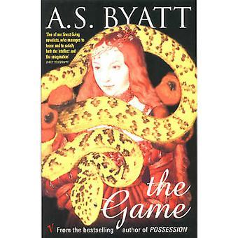 Spillet ved A. S. Byatt - 9780099998402 bog