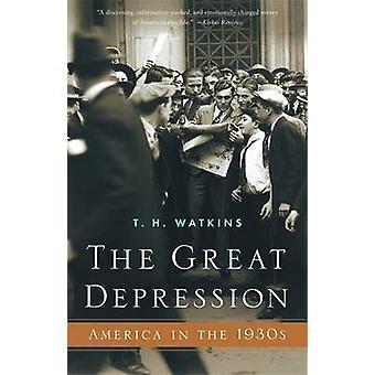 Den stora depressionen - Amerika på 1930-talet av T.H. Watkins - 97803160