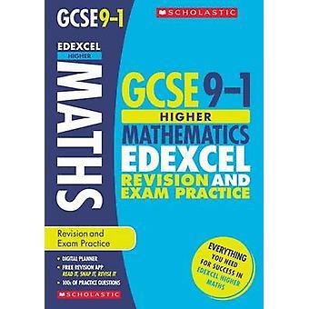 Matemáticas revisión mayor y libro de práctica de examen de Edexcel - mayor por S
