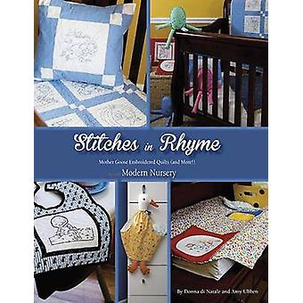 Stitches in Rhyme - Mother Goose Embroidered Quilts (and More!) for th