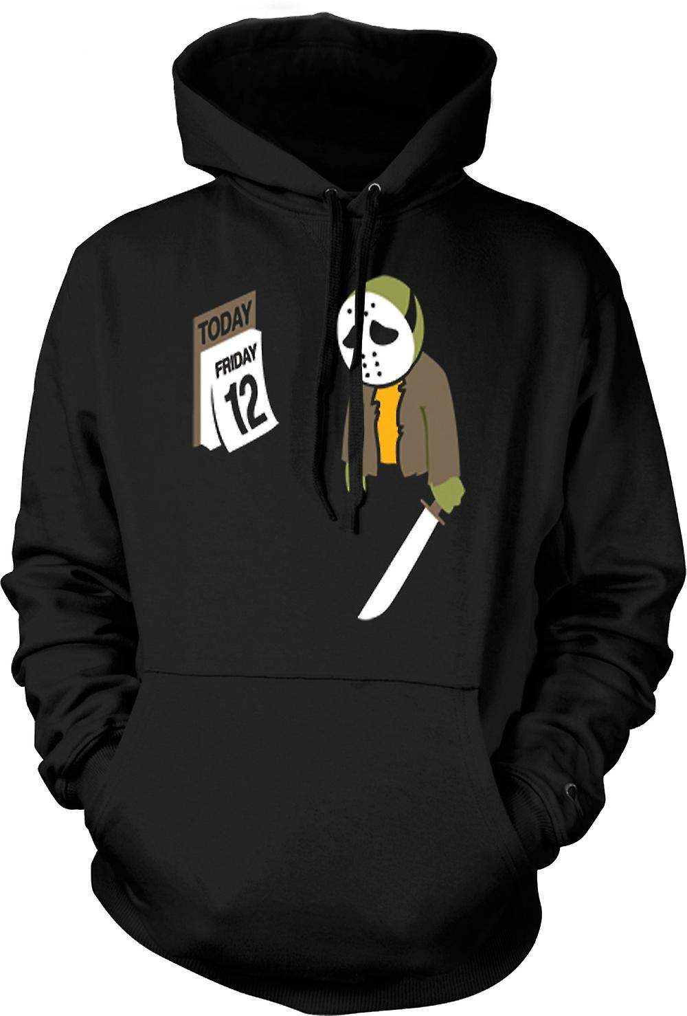 Enfant Sweat Capuche - vendredi 12 Jason Voorhees
