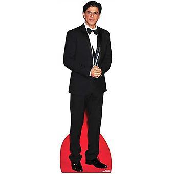 Shah Rukh Khan grandeur nature en carton Découpe / Standee
