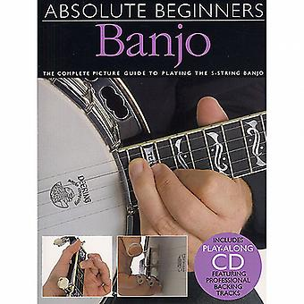 Absolute Beginners Banjo Book