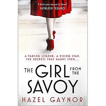 Het meisje uit de Savoy