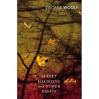 Street Haunting and Other Essays (Vintage Classics)