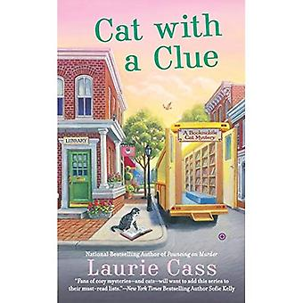 Cat With a Clue : A Bookmobile Mystery (Bookmobile Cat Mysteries)